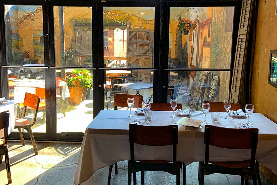 Tapas 177 restaurant, private events in Rochester, NY